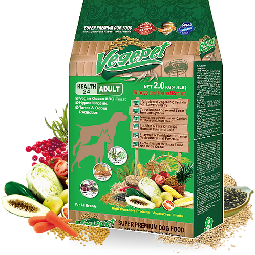 VegePet Premium Dog Food
