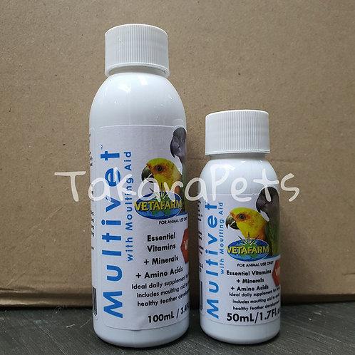 Vetafarm Multivet Liquid