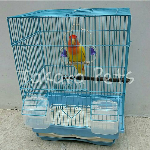 Small Parrot Cage FMS03
