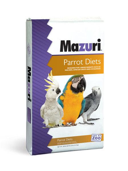 Mazuri Large Bird Maintenance 25lbs