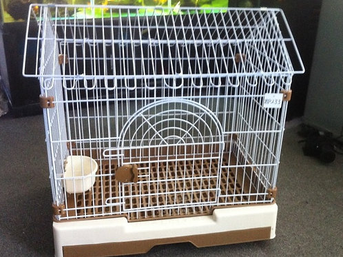 Rabbit Cage BP233 with pull out tray