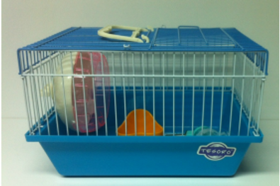 Hamster Cage HC601