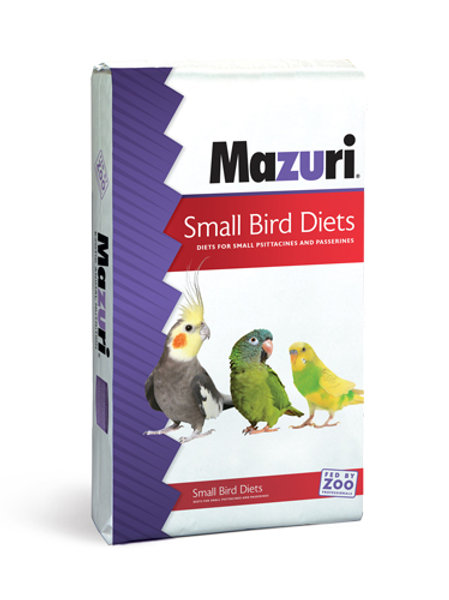 Mazuri Small Bird Maintenance 25lbs