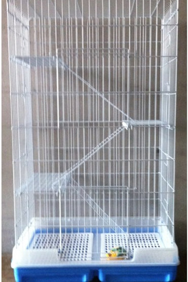 Cat Cage C09 with pull out tray