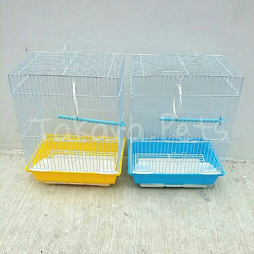 Small Parrot Cage CAH2