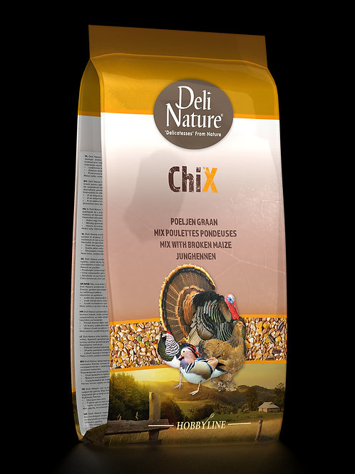 Deli Nature ChiX Broken Maize 4kg