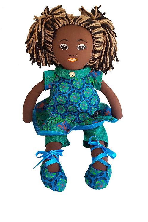 Paulina doll