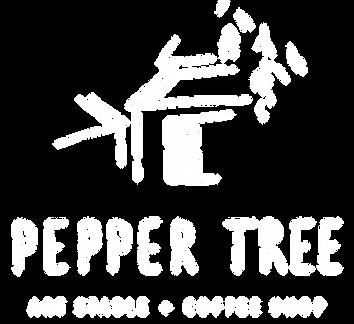 Pepper Tree Art stable & Coffee Shop logo
