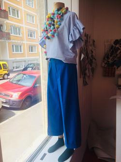 Bluse von Akseswar