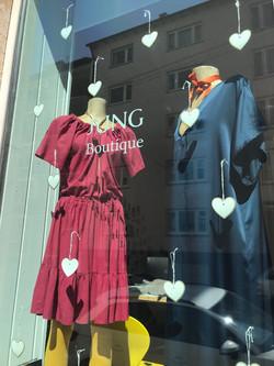 Dress Annette Seidenkleid von Omonia