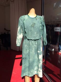 Batik dress 100% Cotton
