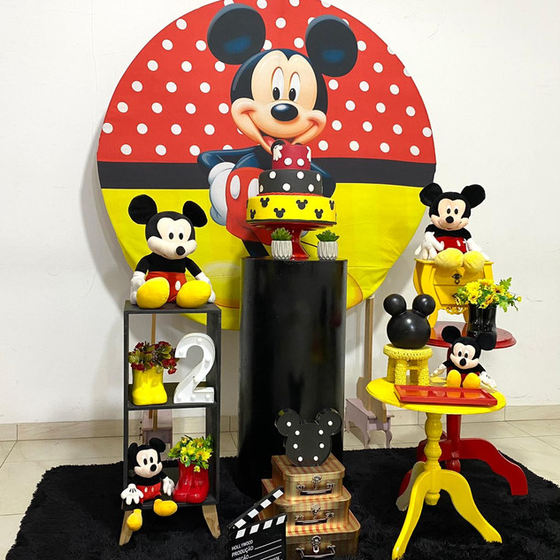 Mini Table Infantil - 007