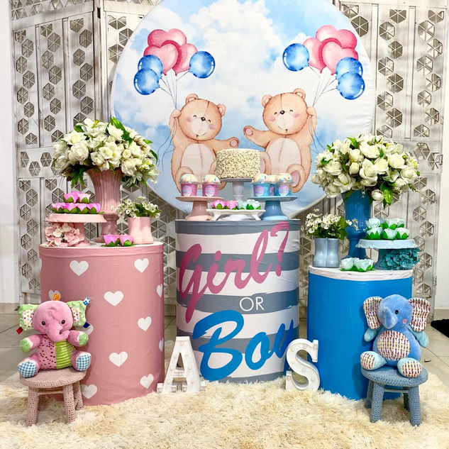 Mini Table Infantil - 015