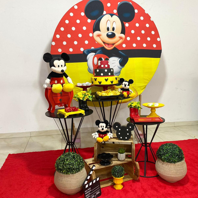 Mini Table Infantil - 005