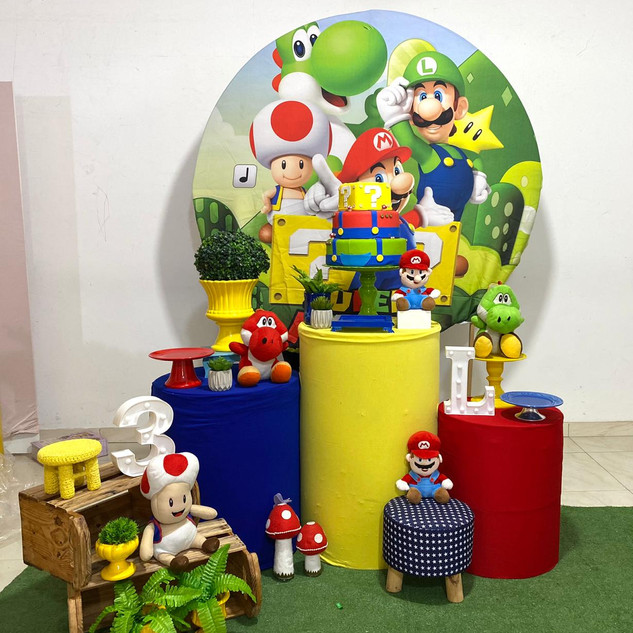 Mini Table Infantil - 003