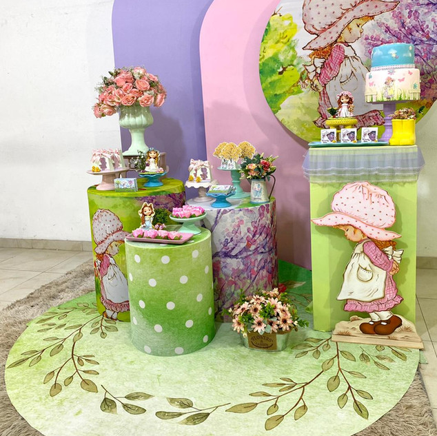 Mini Table Infantil - 008