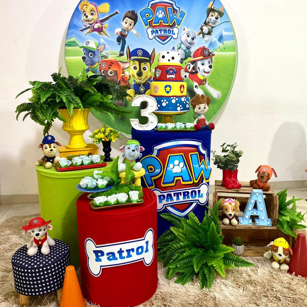 Mini Table Infantil - 012