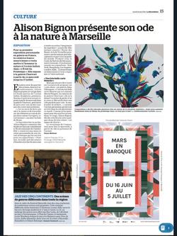 La Marseillaise - Alison Bignon