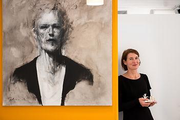 Galerie d'art Charivari Muriel Feugere