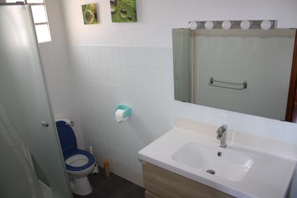 salle d'eau - chambre 4 personne