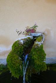 Fontaine place de l'Eglise
