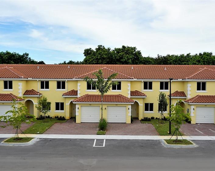 Six Unit Building