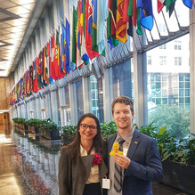 IVLP Dr Dunn at the State Department.jpe