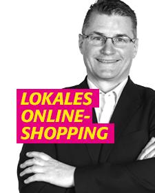 Lokales Onlineshopping