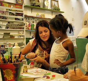 Favela arts and crafts