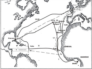 ATLANTIC ISMAROS AND THE KIKONES