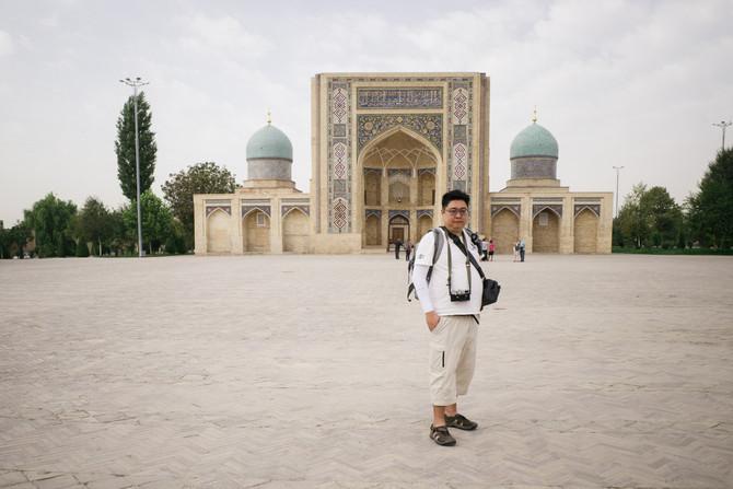 Uzbekistan - Walking the Silk Road - Part 1