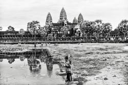 Flickr - Kids @ Angkor Wat