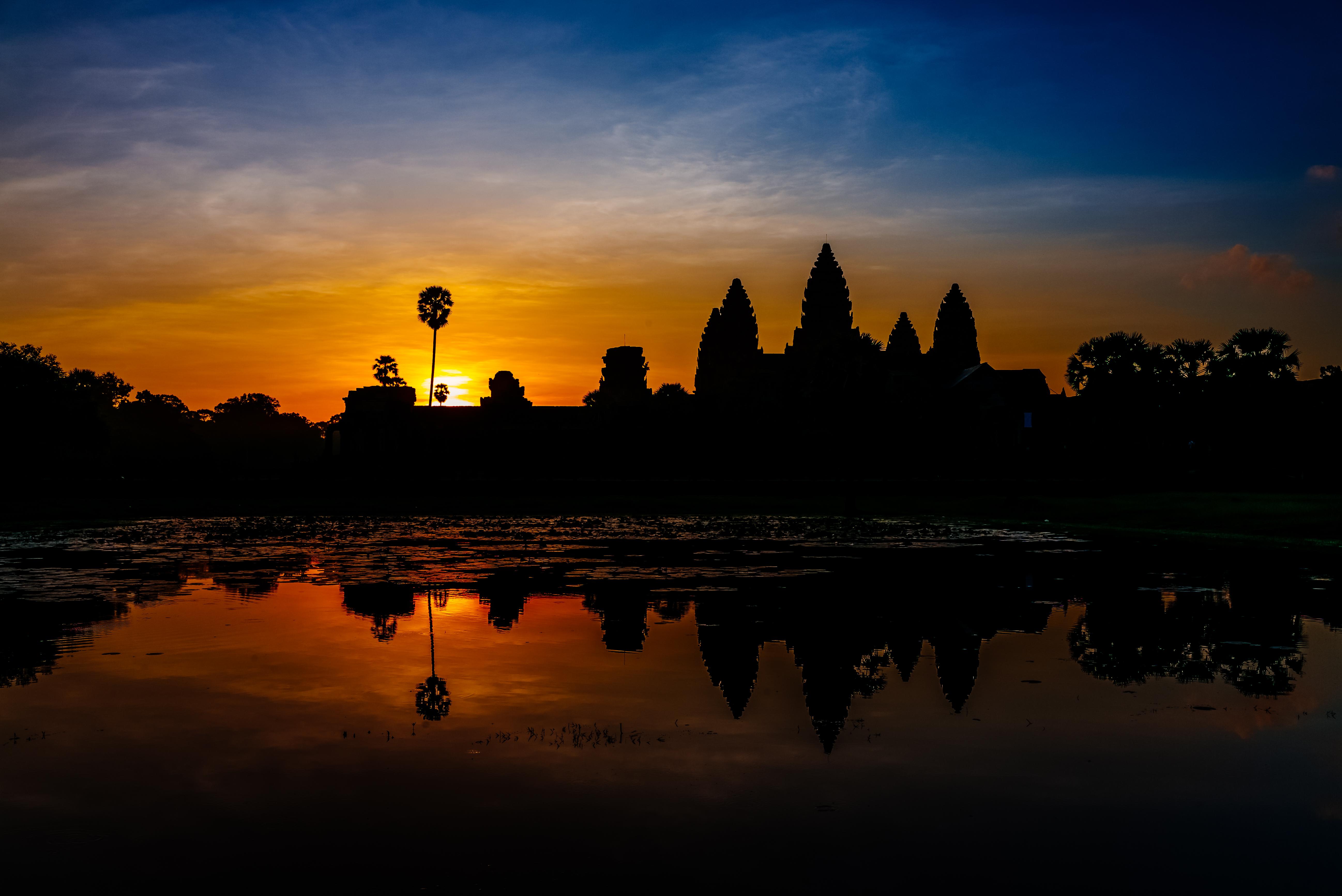Flickr - Angkor Wat @ Sunrise 3