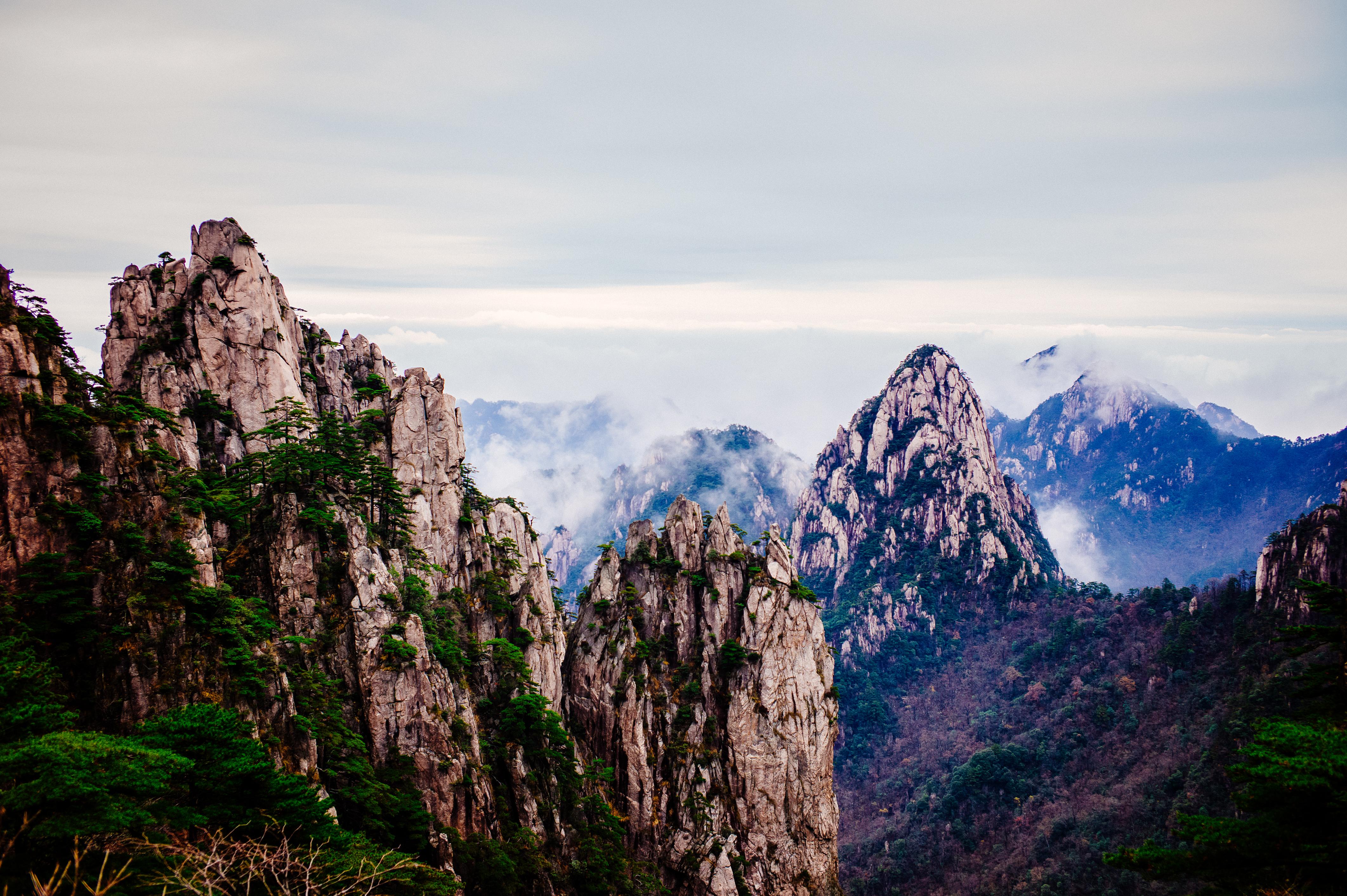 Flickr - Mist (5), Huangshan, China