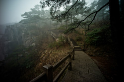 Flickr - The Path (5) - Huangshan, China