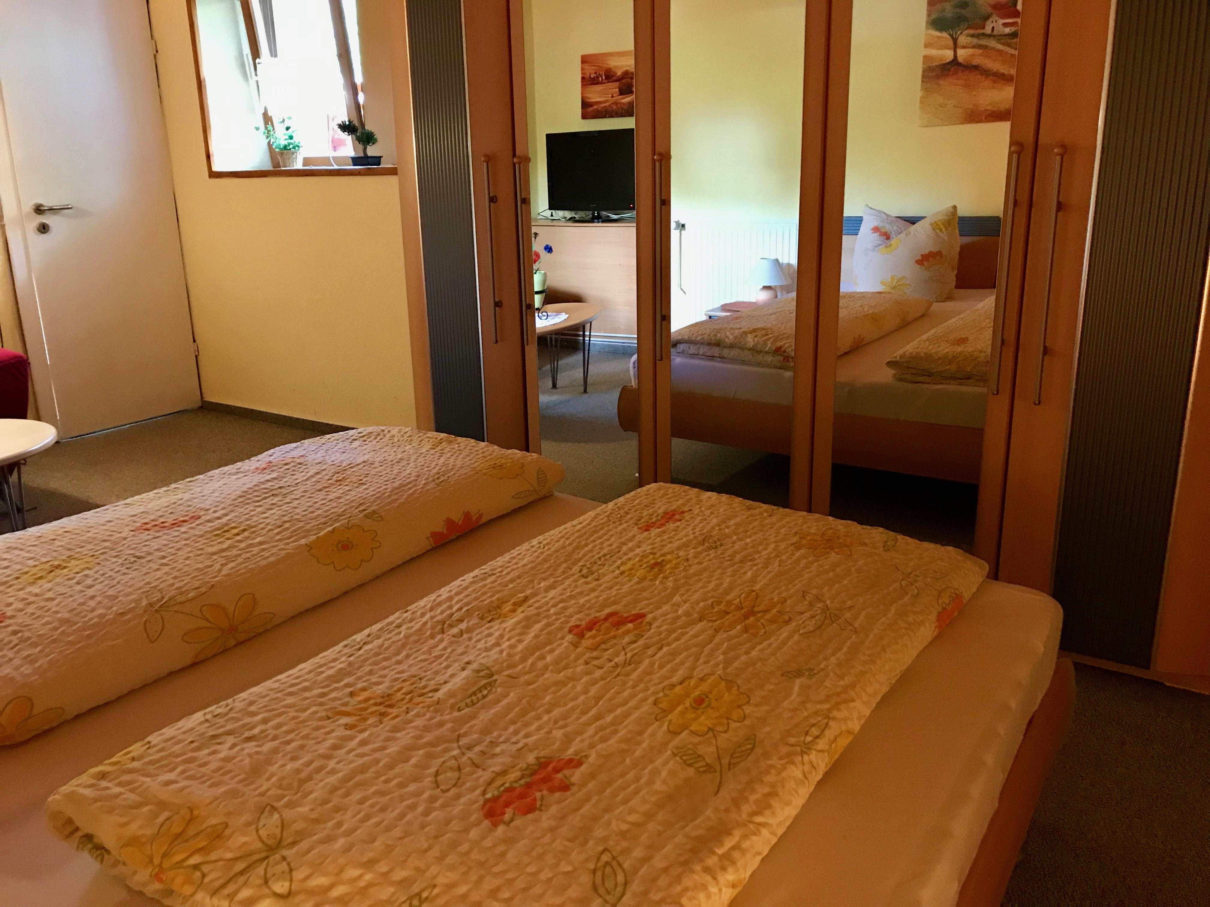 Doppelzimmer Nr. 2