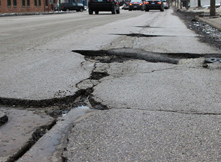 Is Road Maintenance So Important?