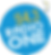 94.3 Radio one logo.png