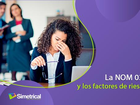La NOM 035 y los factores de riesgo en el trabajo