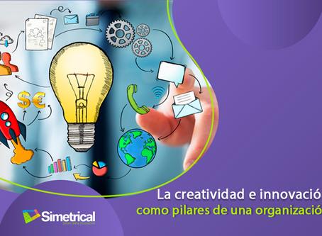 La creatividad e innovación como pilares en una organización