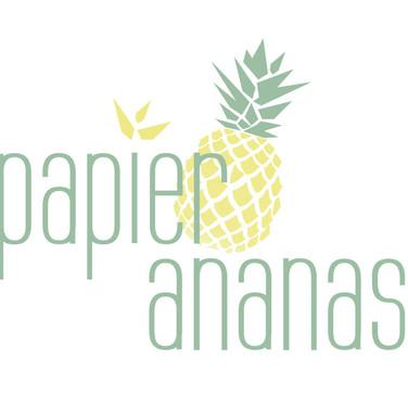papier ananas