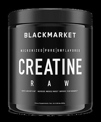 CREATINE RAW
