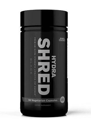 HYDRA SHRED BLACK