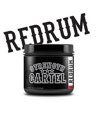 Strength Cartel: Redrum Preworkout