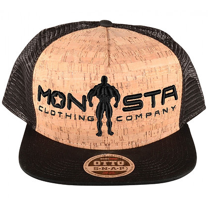 Monsta man (3D) FlatBill CorkPanel