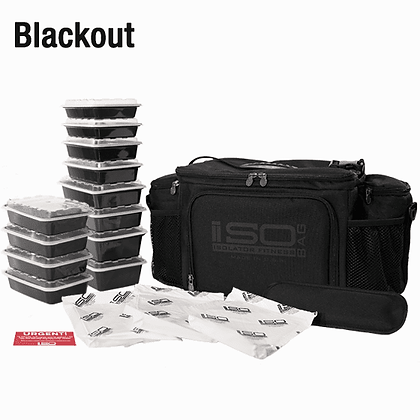 ISO FITNESS 6 MEAL ISO BAG