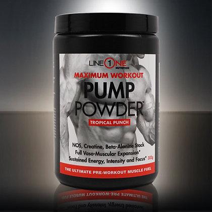 Pump Powder - Tropical Punch