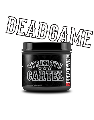 Strength Cartel: Dead Game Pre Workout