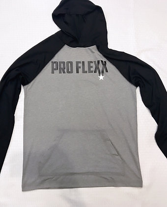 PROFLEXX (Raglan) Long Sleeve Hoodie