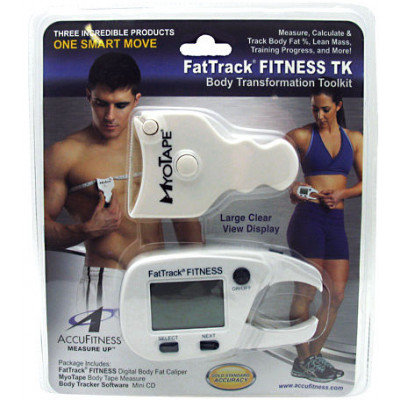 FAT TRACK FITNESS TOOLKIT